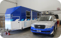 NRMA Insurance Van and 4WD vehicle wrap