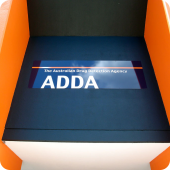 ADDA - The Australian Drug Dectection Agency internal and external corporate signage