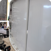 In-house manufacturing and fabrication